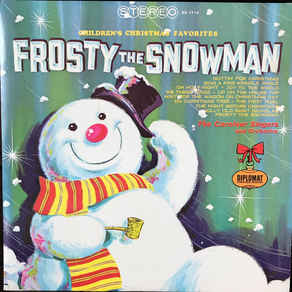 The Caroleers - Frosty The Snowman