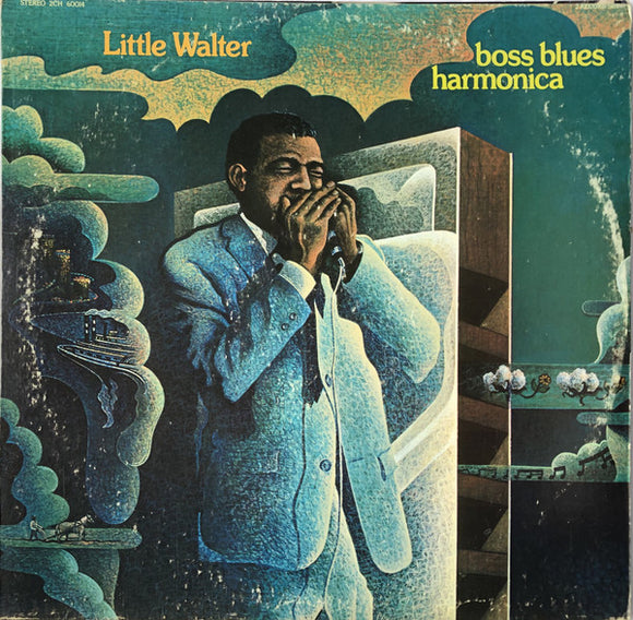 Little Walter - Boss Blues Harmonica
