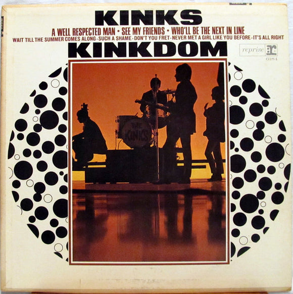 The Kinks - Kinks Kinkdom