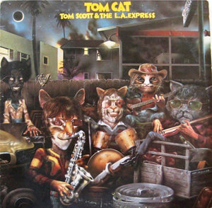 Tom Scott - Tom Cat
