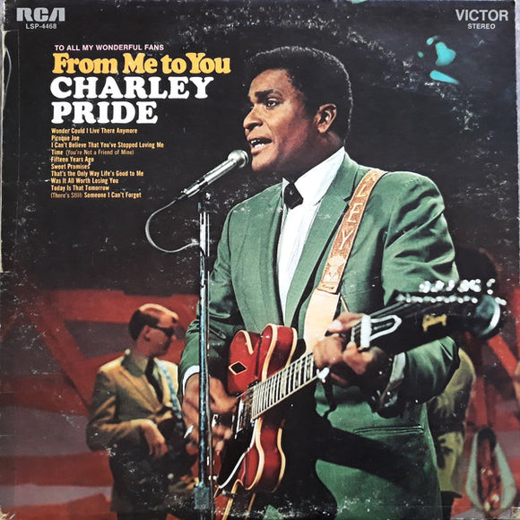 Charley Pride - From Me To You