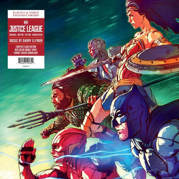 Danny Elfman - Justice League