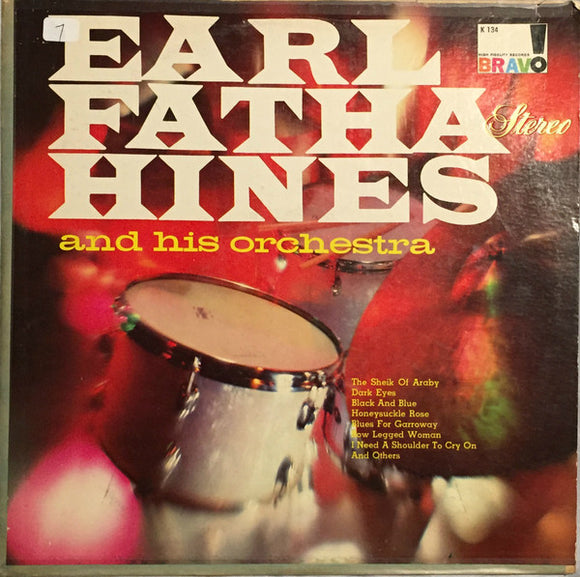 Earl Hines And His Orchestra - Earl