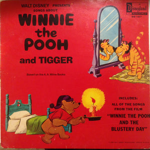 Various - Songs About Winnie The Pooh And Tigger