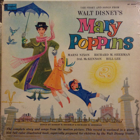 Robert B. Sherman - Mary Poppins