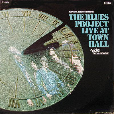 The Blues Project - Live At Town Hall