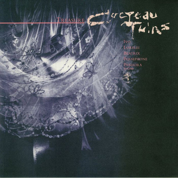 Cocteau Twins - Treasure