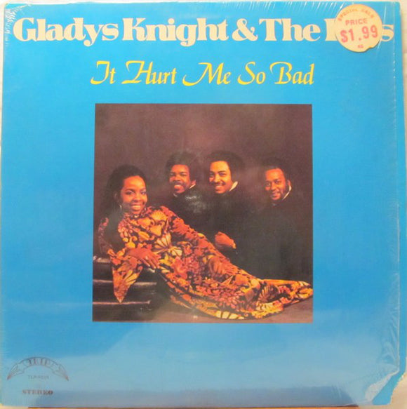 Gladys Knight & The Pips - It Hurt Me So Bad