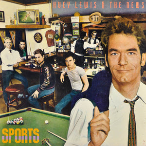Huey Lewis & The News - Sports