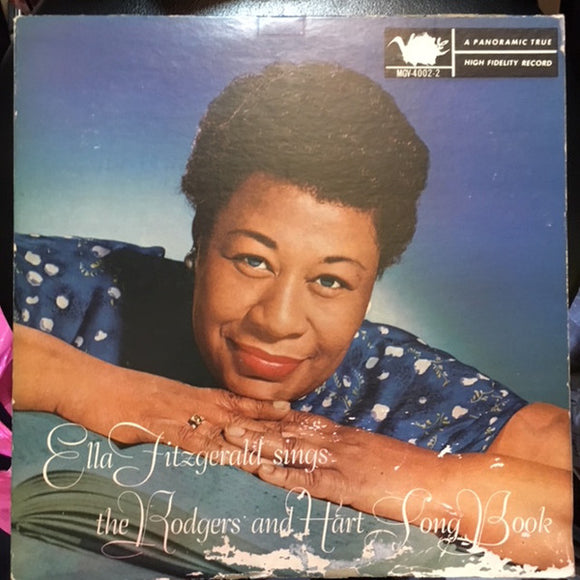 Ella Fitzgerald - Rodgers And Hart Song Book Vol. 1