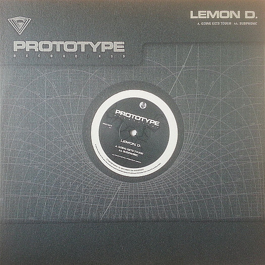 Lemon D - Going Gets Tough / Subphonic