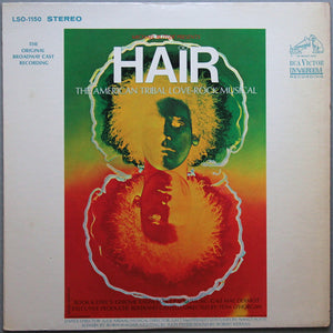 Various - Hair  - Broadway Cast Recording