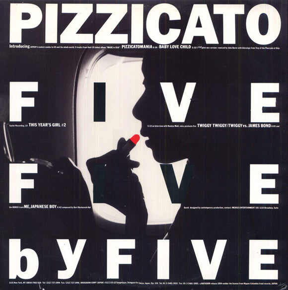 Pizzicato Five - Five By Five