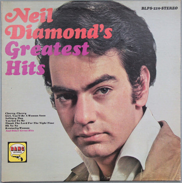 Neil Diamond - Neil Diamond's Greatest Hits