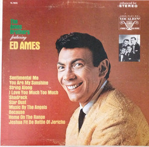 The Ames Brothers - The Ames Brothers Featuring Ed Ames