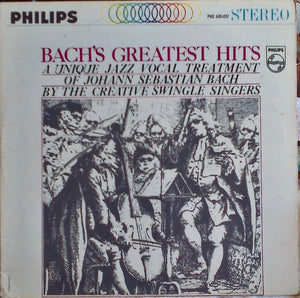 Les Swingle Singers - Bach's Greatest Hits