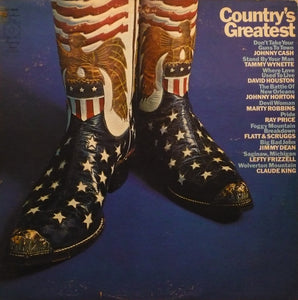 Various - Country's Greatest