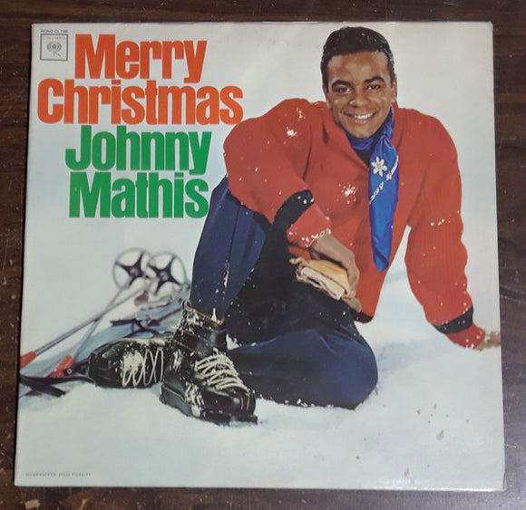 Johnny Mathis - Merry Christmas