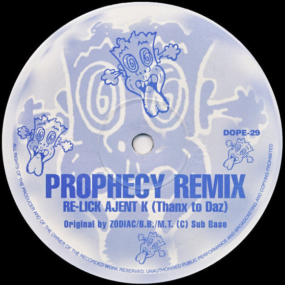 Zodiac - Prophecy Remix