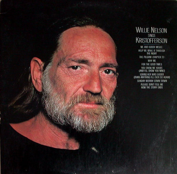 Willie Nelson - Willie Nelson Sings Kristofferson