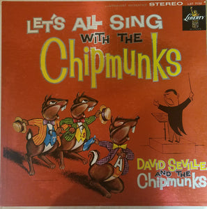 David Seville - Let's All Sing With The Chipmunks