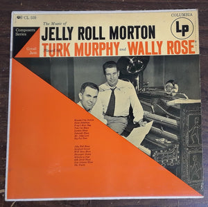 Turk Murphy - The Music Of Jelly Roll Morton