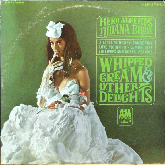 Herb Alpert & The Tijuana Brass - Whipped Cream & Other Delights