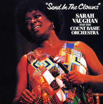 Sarah Vaughan - Send In The Clowns