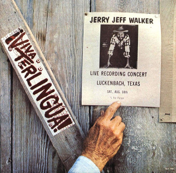Jerry Jeff Walker - Viva Terlingua!