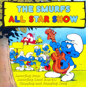 The Smurfs - The Smurfs All Star Show