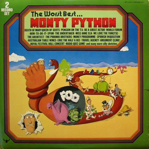 Monty Python - The Worst Best