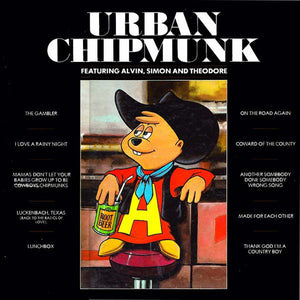 The Chipmunks - Urban Chipmunk