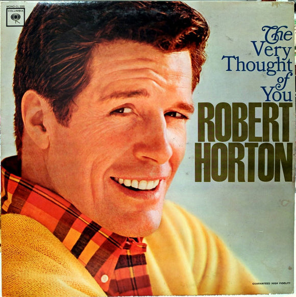 Robert Horton - The Very Thought Of You