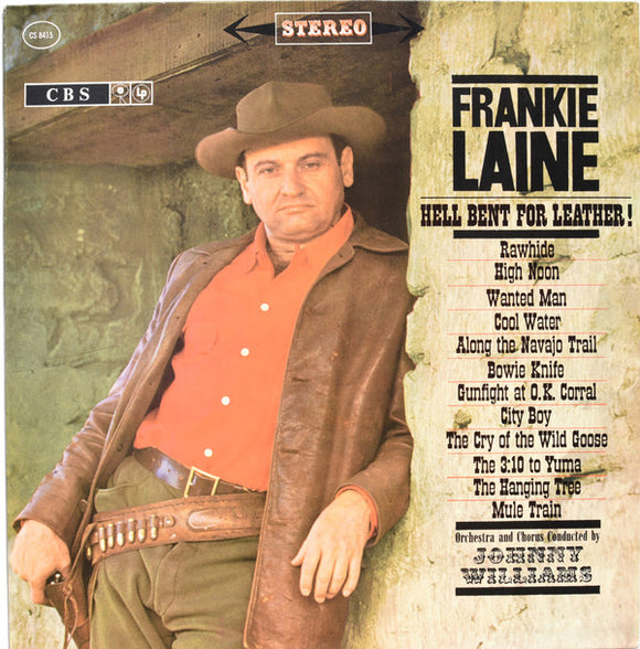 Frankie Laine - Hell Bent For Leather!