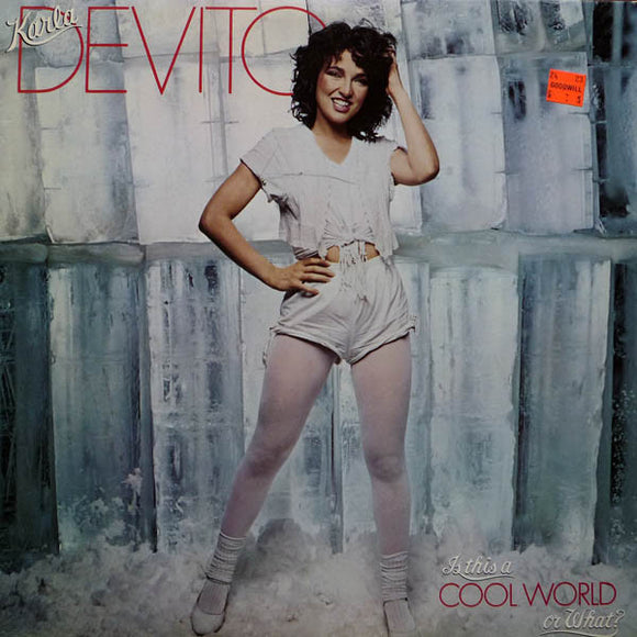 Karla DeVito - Is This A Cool World Or What?