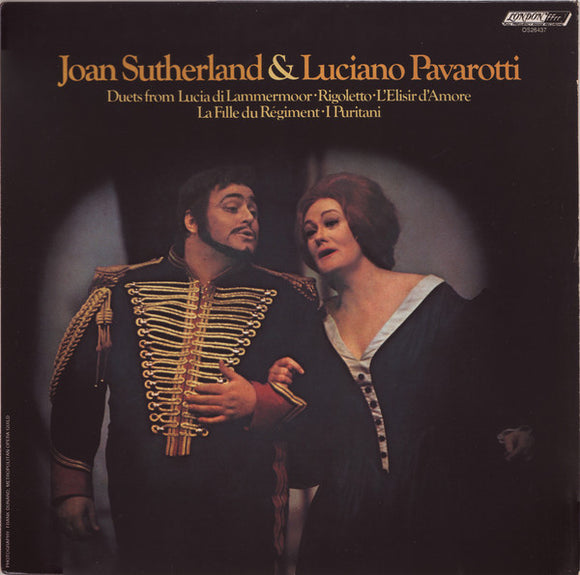 Joan Sutherland - Duets From Lucia Di Lammermoor