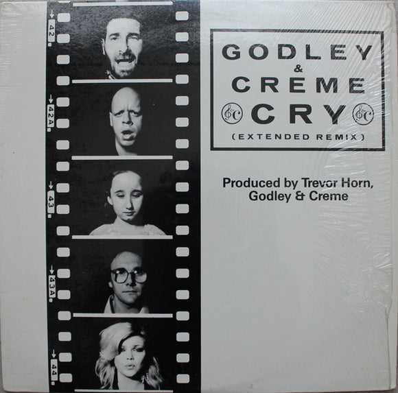 Godley & Creme - Cry (Extended Remix)