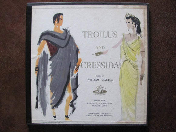 Sir William Walton - Troilus And Cressida (Scenes)