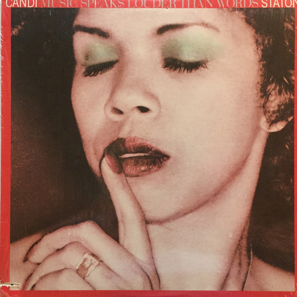 Candi Staton - Music Speaks Louder Than Words