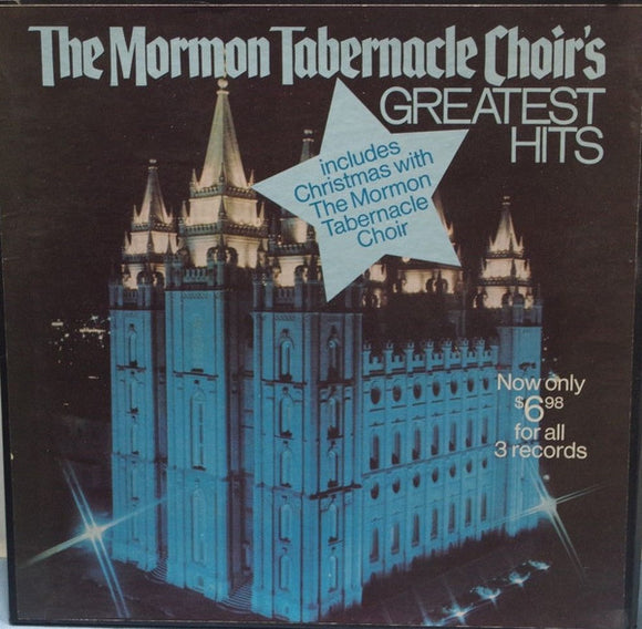 Mormon Tabernacle Choir - Greatest Hits