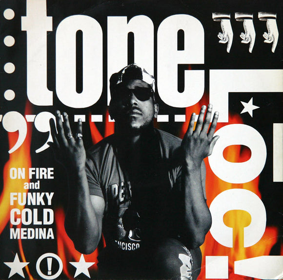 Tone Loc - On Fire / Funky Cold Medina