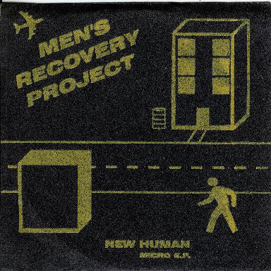 Men's Recovery Project - New Human Micro E.P.