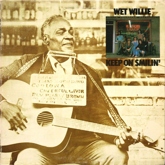 Wet Willie - Keep On Smilin'