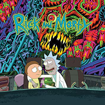 Rick and Morty - Deluxe Box Set