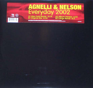 Agnelli & Nelson - Everyday 2002