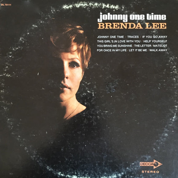 Brenda Lee - Johnny One Time