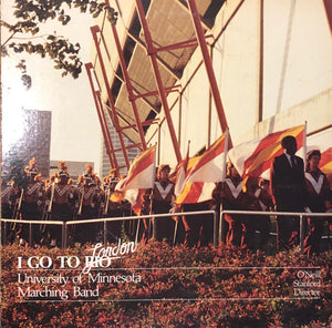 University Of Minnesota Marching Band - I Go To London