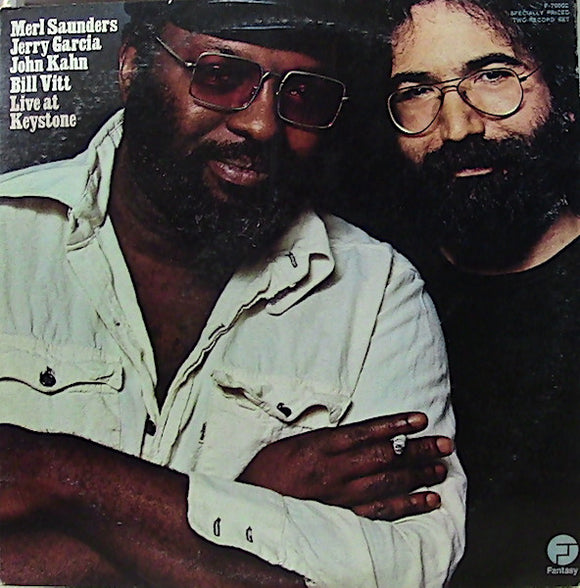 Merl Saunders - Live At Keystone