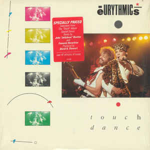 Eurythmics - Touch Dance