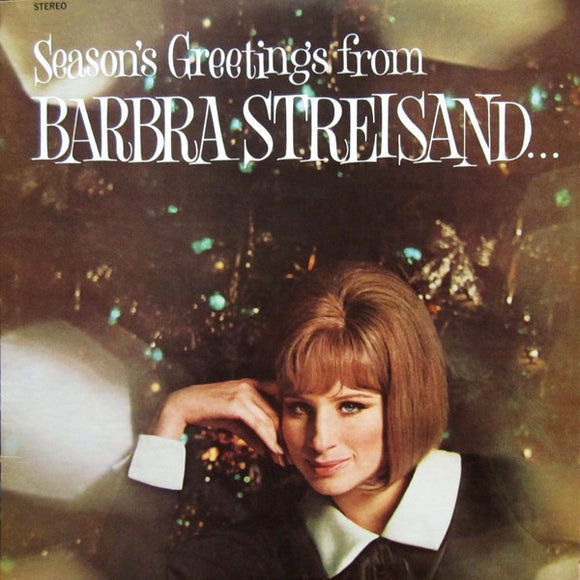 Various - Season's Greetings From Barbra Streisand...And Friends